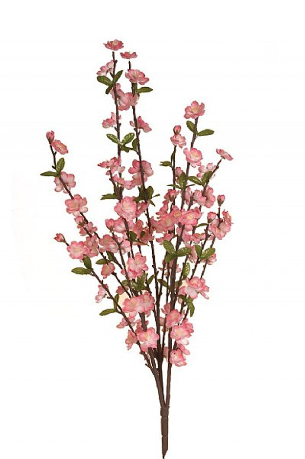 "Cherry blossom 28"" Pink each"