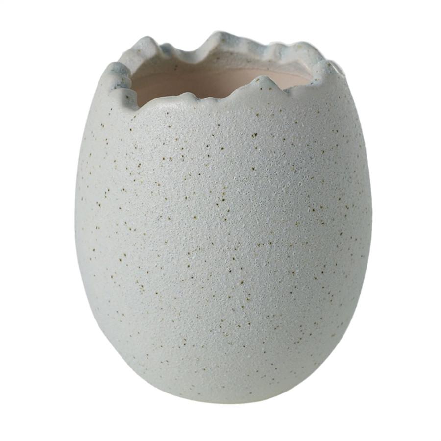 """Spr Sweet pea Vase 3.25'x4.25"""" each"""