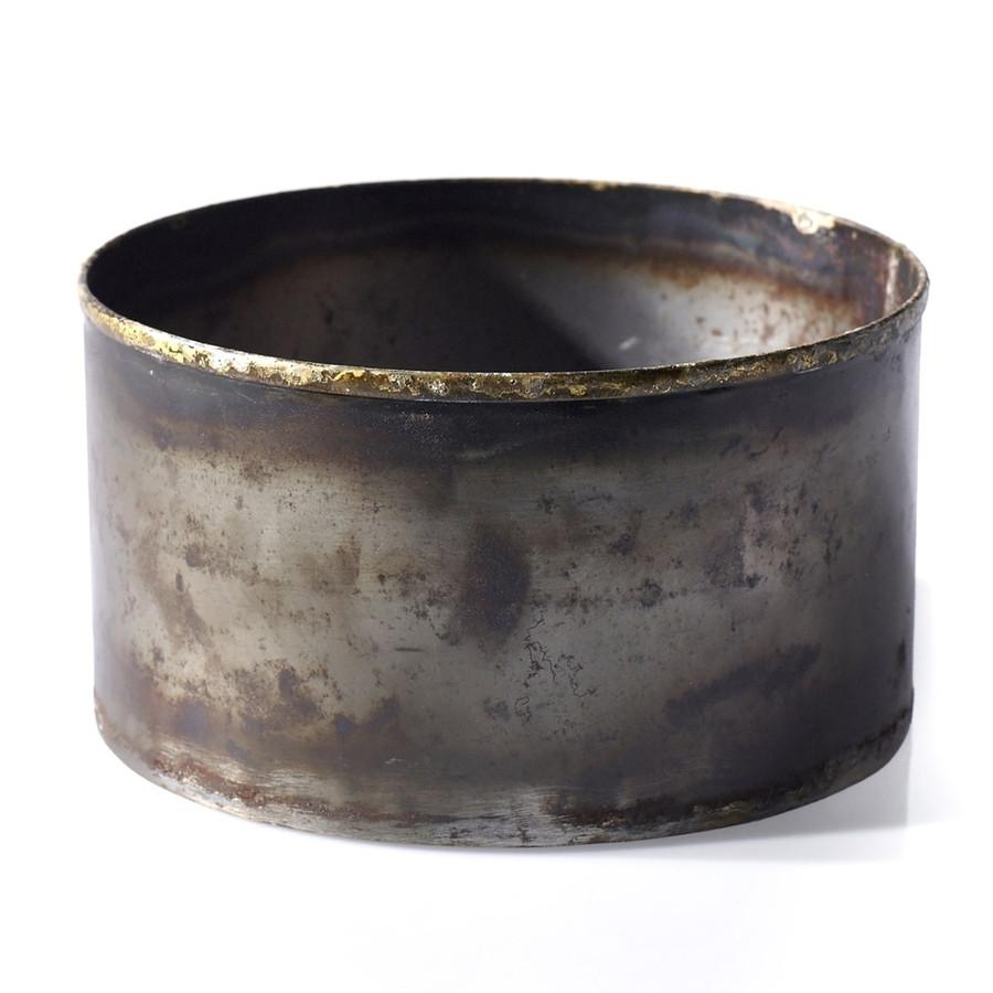 "Norman bowl 7.5""x4"" black each"