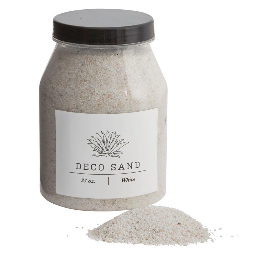 Deco Sand 37oz white
