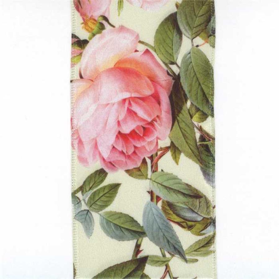 "SPR #16 (2 1/4"") DWI Rose Elegance pink 10YRDS"