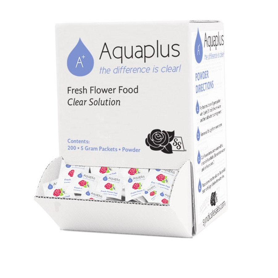 AQUAPLUS 5 gram packets 200cs