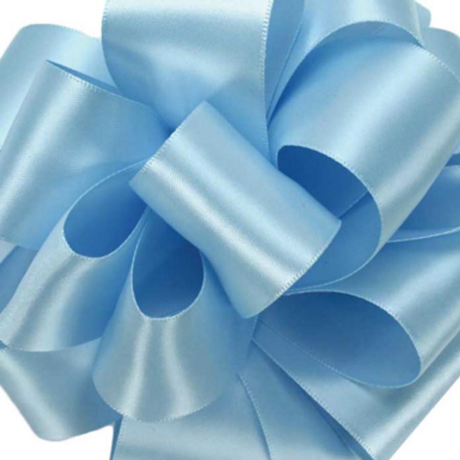 #3 Dbl FACED LT BLUE 25 YDS