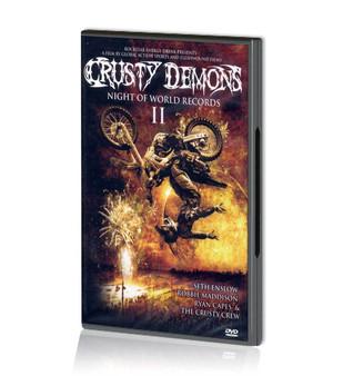 Crusty - Night Of World Records 2