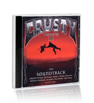 Soundtrack CD - Crusty 3