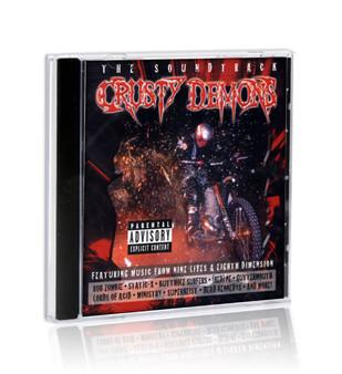 Soundtrack CD - Crusty 8-9