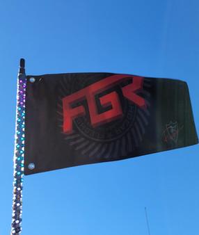 FLESHGEAR SIGNATURE SERIES FGR RACING