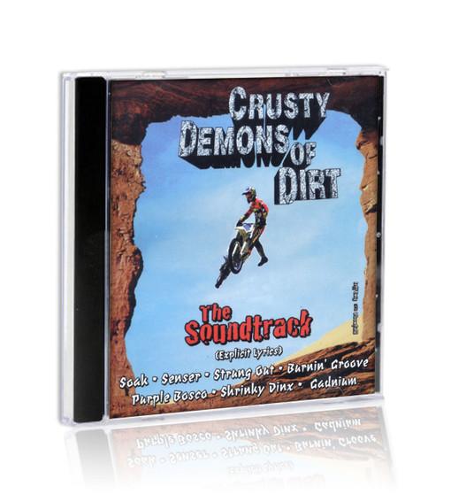 Soundtrack CD - Crusty 1