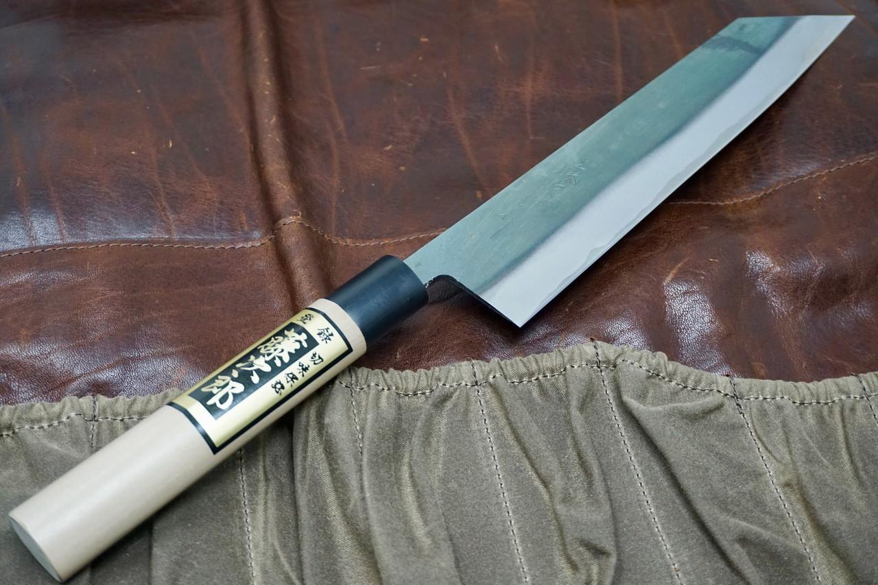 Tojiro Carbon Kirisuke Chef Knife - 240mm Shirogami #2 F-689