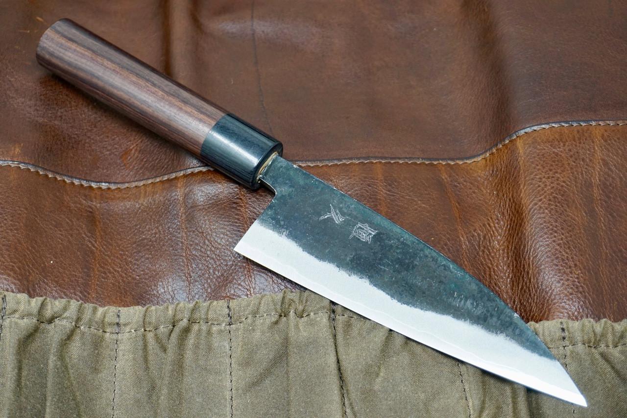 Tsunehisa Funayuki Carbon Steel Kitchen Knife - 165mm