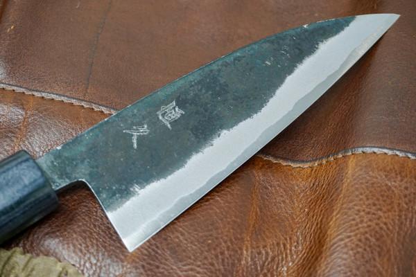 Tsunehisa Funayuki Carbon Steel Kitchen Knife - 150mm