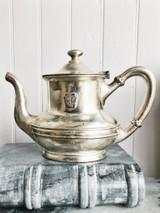 1920 Silver Plated Pennsylvania Railroad Coffee Pot