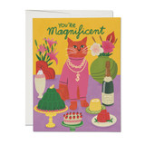 You're Magnificent Card