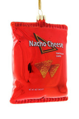 Nacho Cheese Chips Ornament