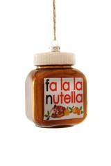 Fa La La Nutella Ornament