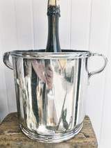 1961 Silver Plated Waldorf Astoria Champagne Bucket