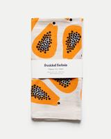 Papaya Tea Towel