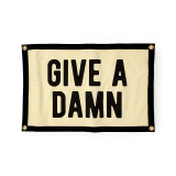 Give A Damn Camp Flag