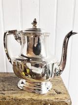 1928 Silver Plated Union Pacific Railroad Teapot