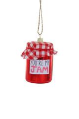 Jar of Jam Ornament