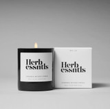 Cannabis Infused Candle