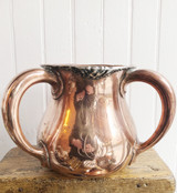 1881-1902 Copper & Sterling Silver Loving Cup