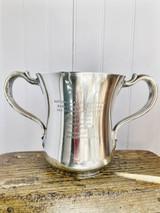 1923 Tiffany & Co Sterling Silver Sheet Music Dealers Trophy