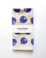 Blueberry Tea Towel