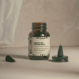 Guiacwood + Bergamot Incense Cones
