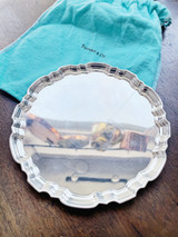 Vintage Tiffany & Co Sterling Silver Tray