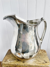 Antique Silver Water Pitcher from Northern Pacific Railway