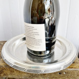 Vintage Silver Tray from The St Regis Hotel NYC