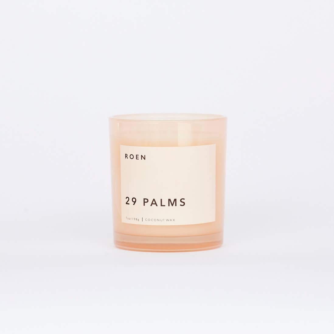 29 Palms Candle
