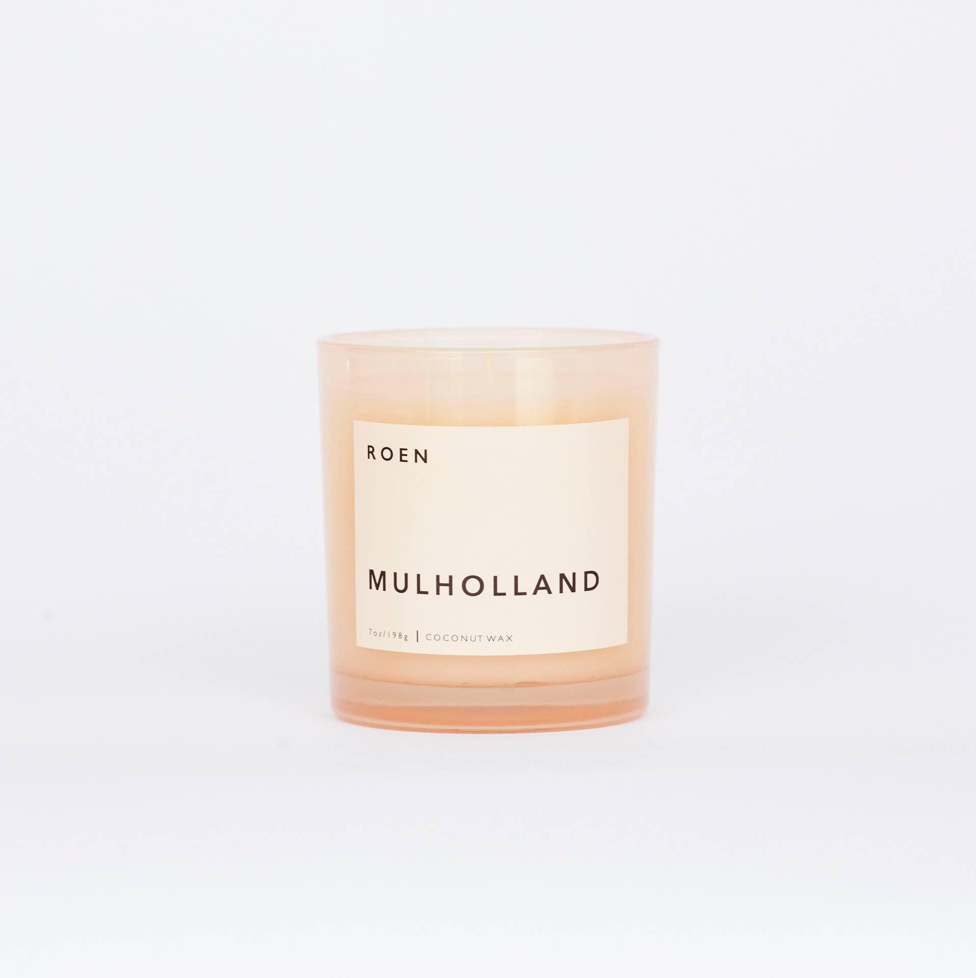 Mulholland Candle
