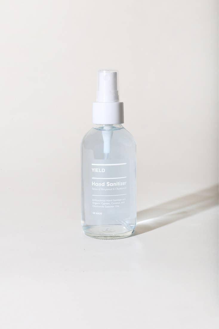 4oz Hand Sanitizer Spray - Bergamot + Chamomile