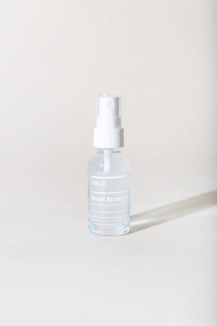 1oz Hand Sanitizer Spray - Bergamot + Chamomile