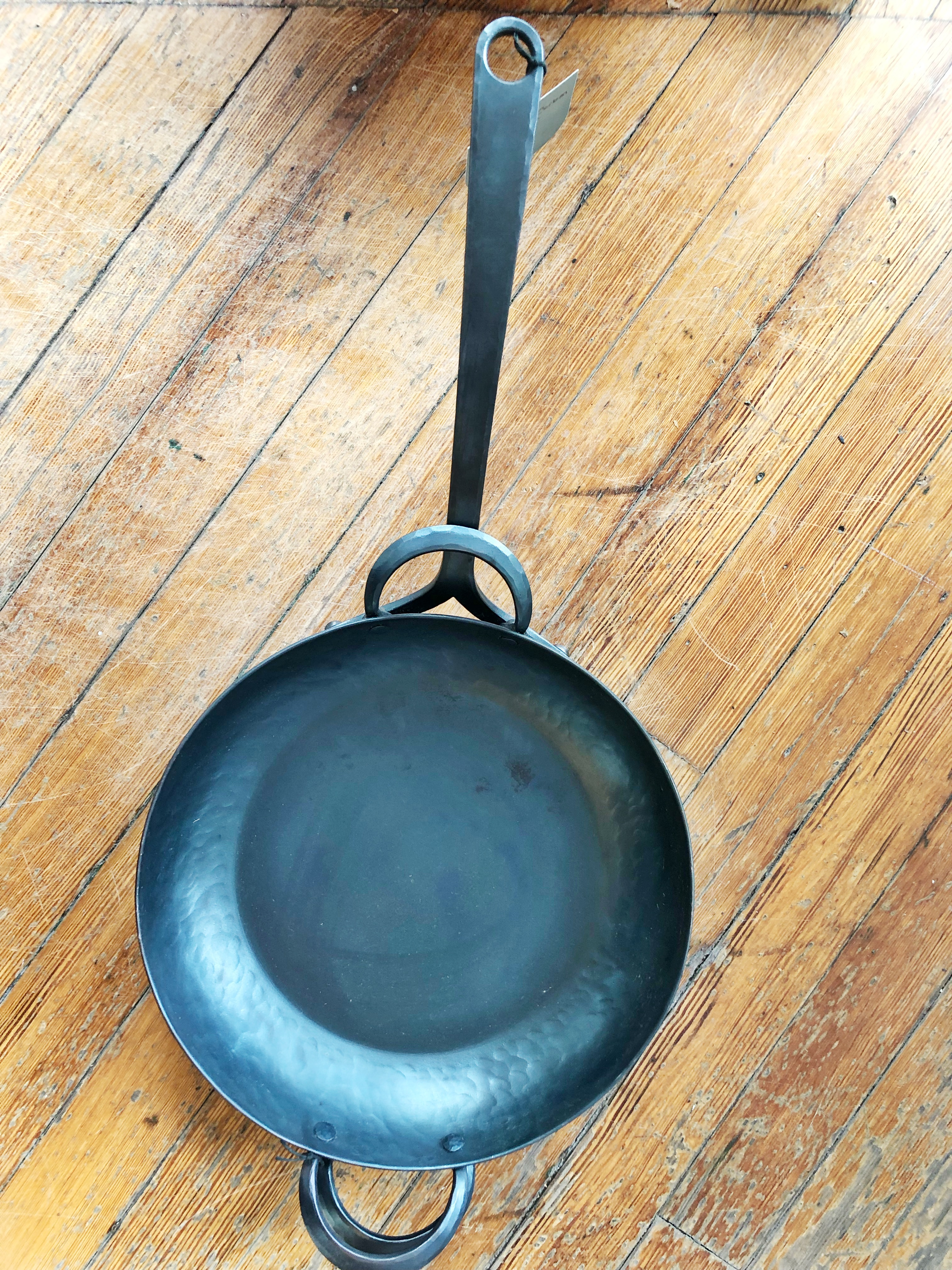 Forged Carbon Steel Saucier Pan