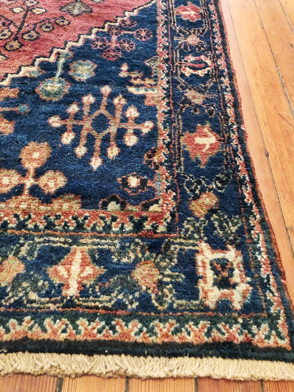 Antique Persian Rug No. 4