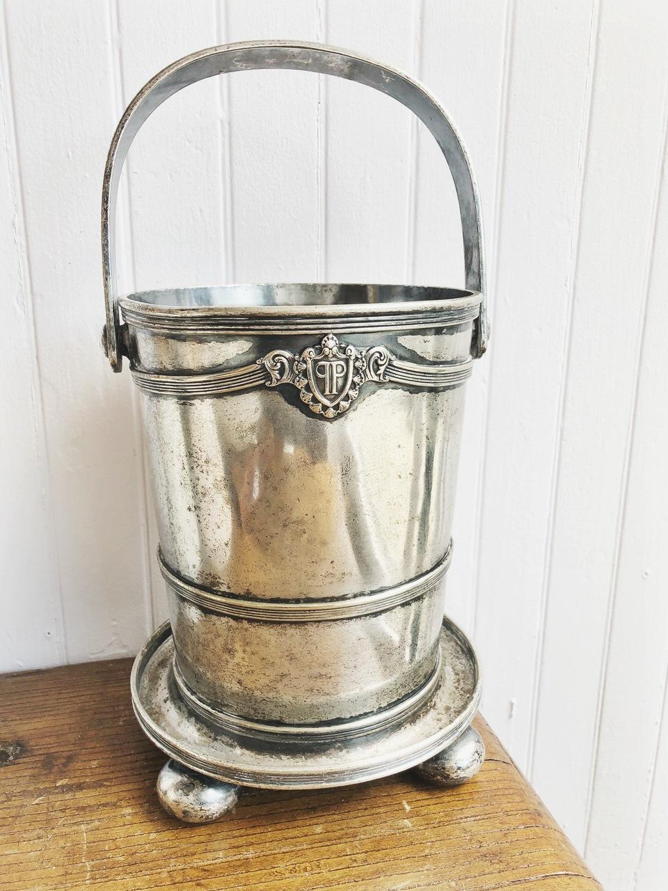 Copley Plaza Champagne Bucket