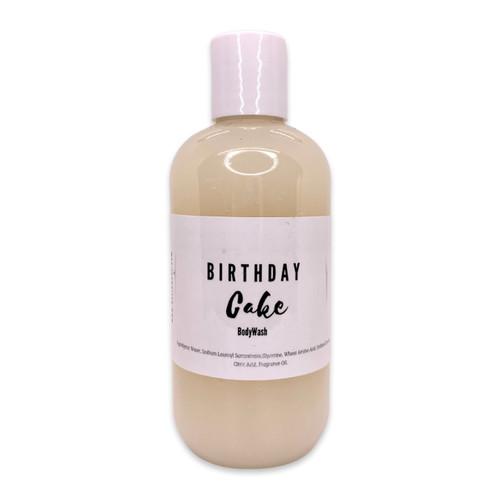 Body Wash - Creme Brulee (Birthday Cake)