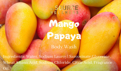Mango Papaya - Body Wash