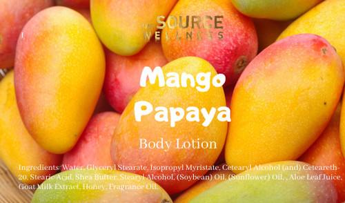 Mango Papaya -  Body Lotion