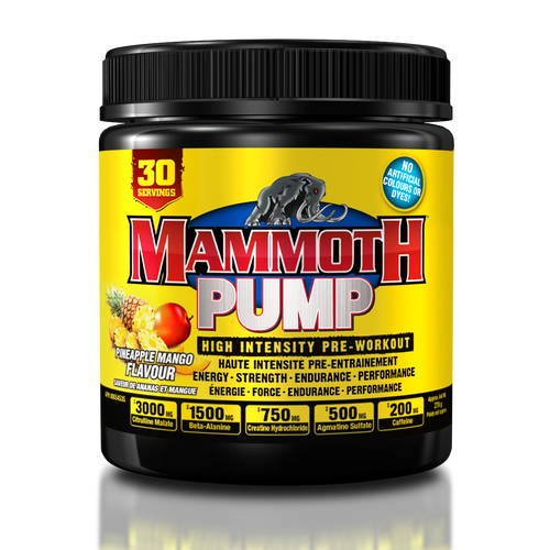 Mammoth Pump - 30 Serve