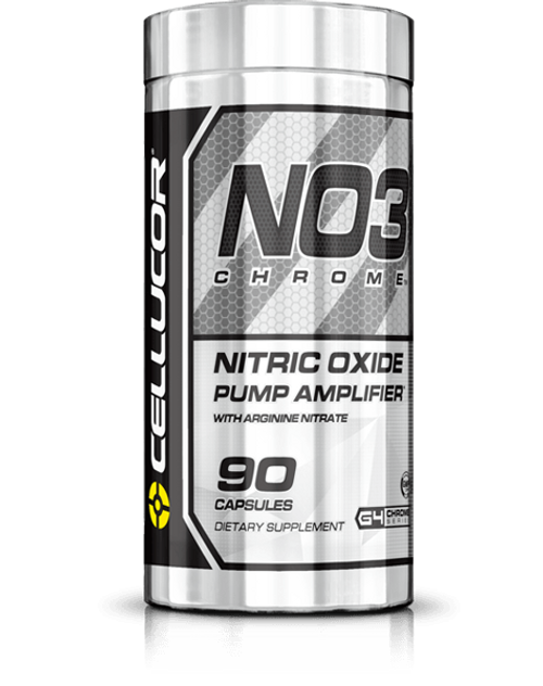 N03 Chrome - Nitric Oxide - 90 Caps