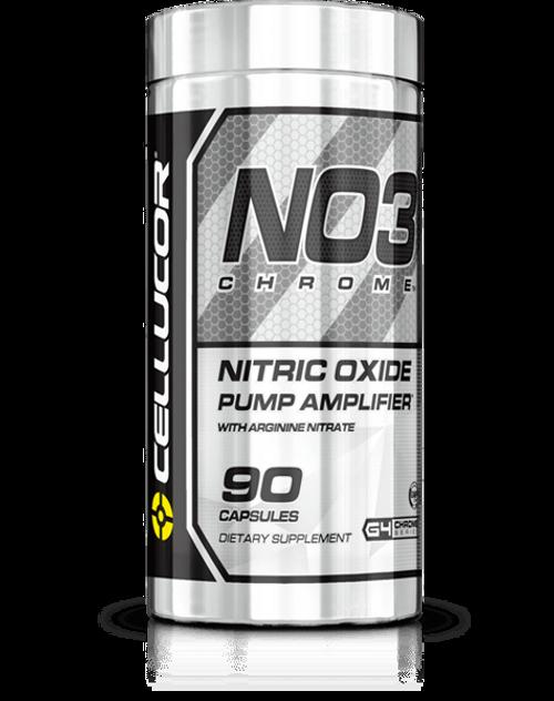 N03 Chrome - Nitric Oxide - 90 Caps