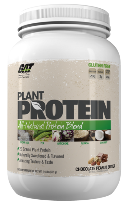 Plant Protein (1.5 lbs)