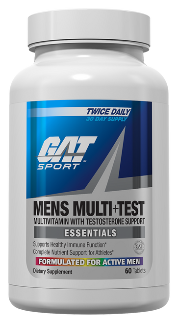 GAT Multi Vitamins + TEST