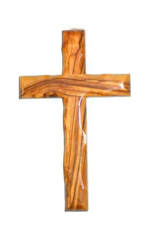Olive wood christian cross jesus christianity