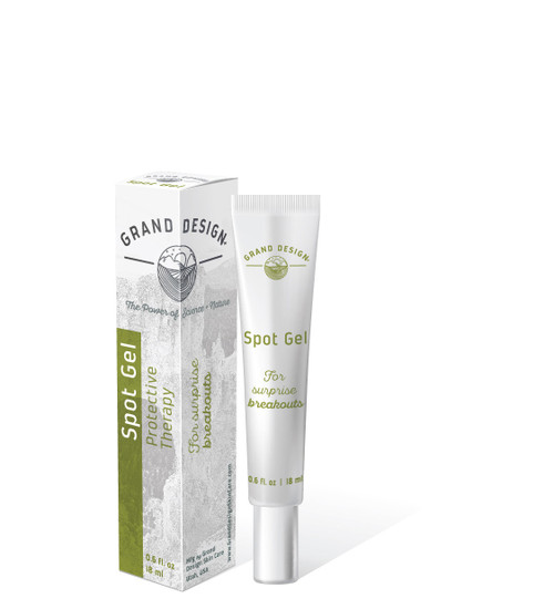 Spot Gel: Protective Therapy for Surprise Breakouts