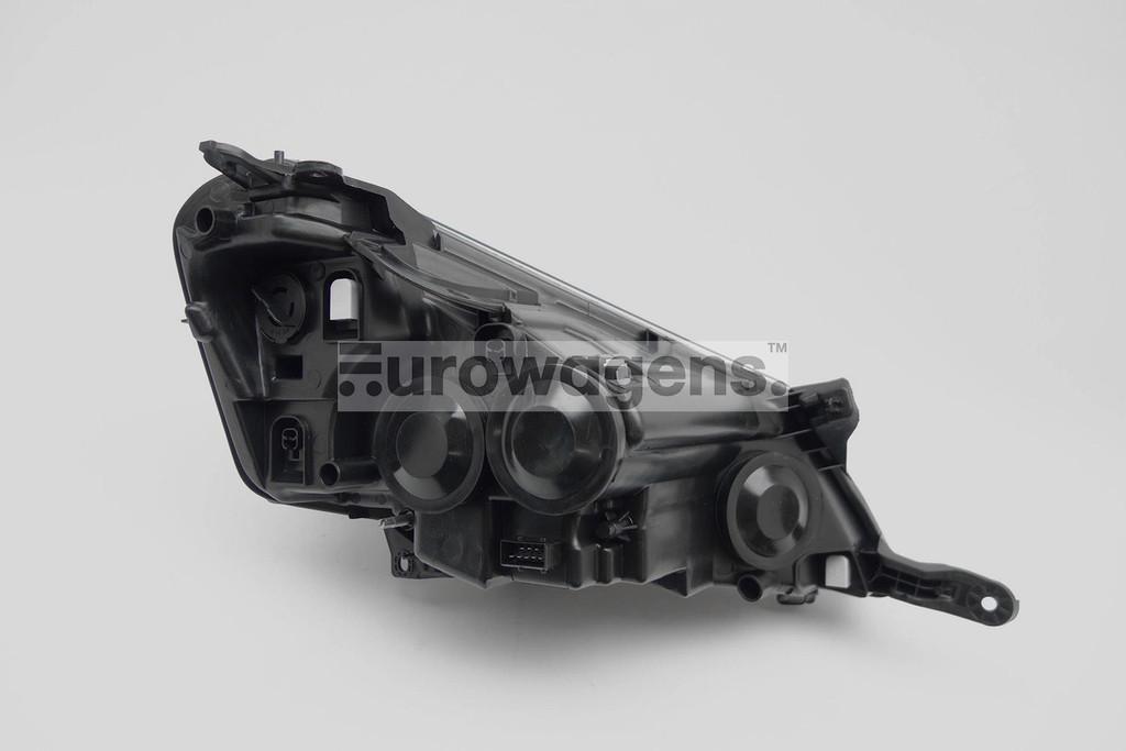 Headlight left Fiat Scudo 07-15